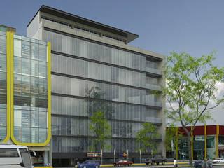 Modern Evler ARCO Arquitectura Contemporánea Modern