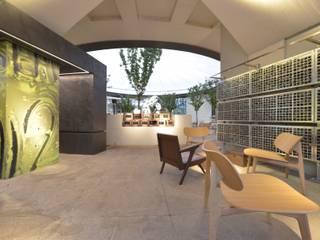 Bar Alhambra - Casa Decor 2013 Simona Garufi Bares y clubs de estilo industrial