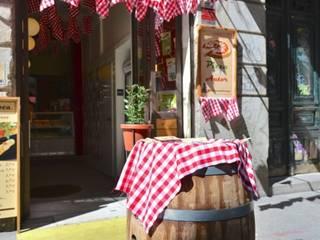 Pizza con Autor Simona Garufi ArteCuadros e ilustraciones