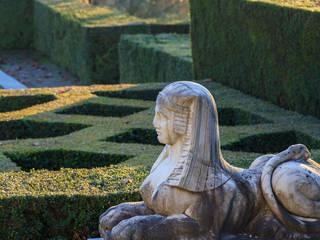 klassischer Garten von Rosanna Castrini Garden Photography