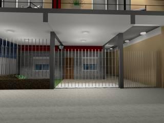 Departamentos IM Casas modernas: Ideas, imágenes y decoración de GM Arquitectura&Construcción Moderno