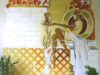 İSTANBUL TASARIM FABRİKASI – duvar resmi:  tarz