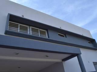 Vivienda tipo Duplex: Casas de estilo  por Alejandro Acevedo - Arquitectura