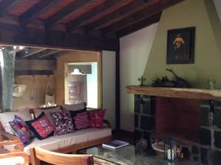 Phòng khách by MVarquitectos