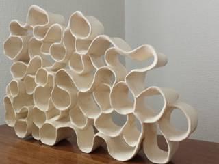 Sculpture:  de style  par Anne Vachard - Céramiste
