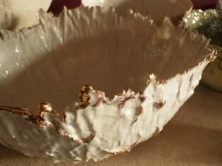 Porcelaine:  de style  par Anne Vachard - Céramiste