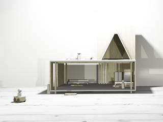 Maison de poupée SLOWOOD:  de style  par SLOWOOD / MOUVANCE DESIGN