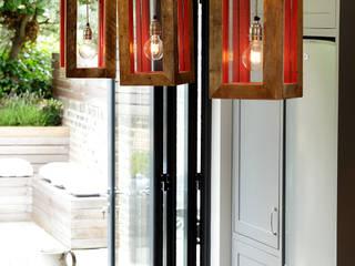 LIGHTING: HANGING LIGHTS Cue & Co of London CucinaIlluminazione