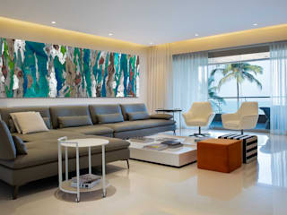 Residential - Juhu 2: modern Living room by Nitido Interior design