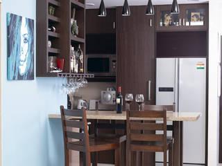tropische Küche von Nitido Interior design