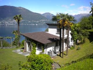 Mediterranean style house by Studio Groen+Schild Mediterranean