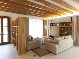 Гостиная в стиле модерн от Bornelo Interior Design Модерн