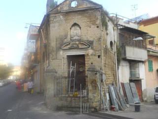 Restauro Capella Piscinola di Impresa Edile Salzano