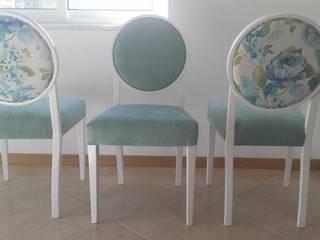 Afaiate do sofá: Sala de jantar  por Alfaiate do Sofá