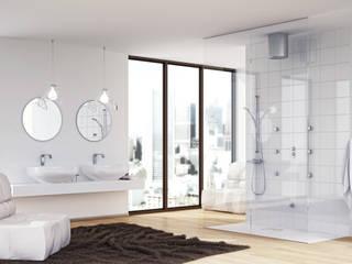 Baños de estilo moderno por Jung Pumpen GmbH