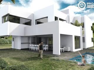 Casa AK10:  de estilo  por PH Arquitectos