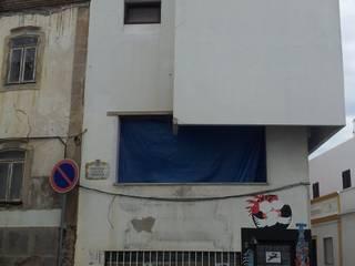 Remodelação e Alteração da função - Albufeira por 7@ARQ. (arquitectura & construção)