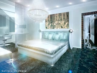Classic style bedroom by Дизайн интерьера под ключ - GDESIGN Classic