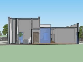 Habitação Unifamiliar - Loulé por 7@ARQ. (arquitectura & construção)