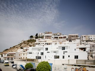 Edificio 21 viviendas - Salobreña: Casas de estilo  de Gesdipro