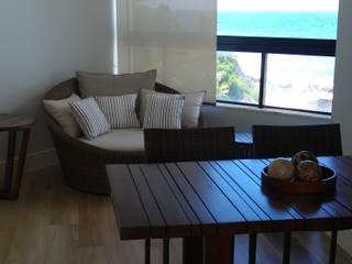 Moderner Balkon, Veranda & Terrasse von 2nsarq Modern