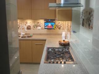 مطبخ تنفيذ Cocinas & Jacuzzis