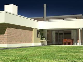Modern Houses by Estudio Marcos Fernandez Modern