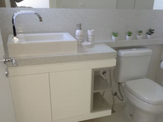 Braun Moveis BathroomMedicine cabinets MDF