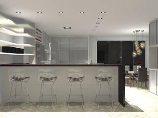 Braun Moveis KitchenBench tops MDF
