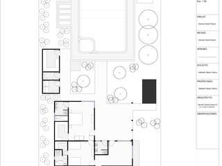 La Catrina:  de estilo  por Rio Vivo Arquitectura, Taller y Diseño.