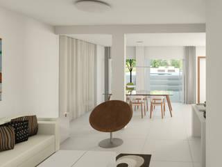 Imagem do estar : Salas de estar  por Atelier 6 Arquitetura