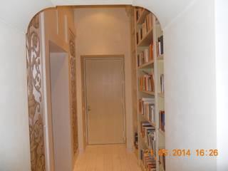 Casa Art Ingresso, Corridoio & Scale in stile classico di Impresa Edile Salzano Classico