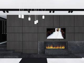 ARTDESIGN architektura wnętrz Salones de estilo minimalista