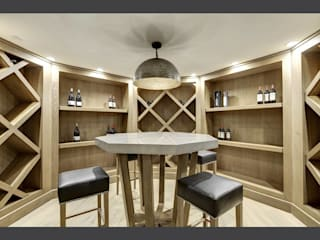 Cave à vin classique par Lalzada Classique