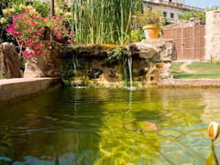 Piletas modernas: Ideas, imágenes y decoración de jardinista Moderno