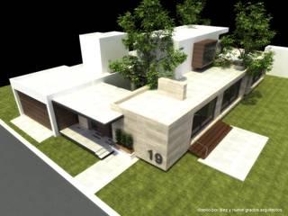by Diez y Nueve Grados Arquitectos