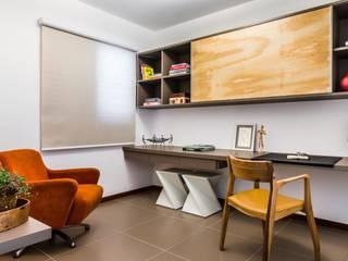 Projeto Santa Clara Escritórios minimalistas por LS ARQUITETURA Minimalista