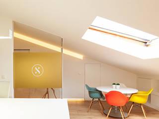 Modern office buildings by Poliune Modern