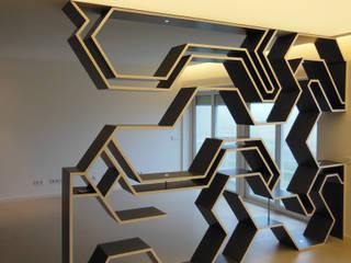 Modern living room by Poliune Modern