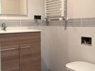 Reforma en Madrid - reforma de vivienda en Casa de Juan Felix de REDFORMA CASA PROYECTOS REFORMAS MADRID Moderno
