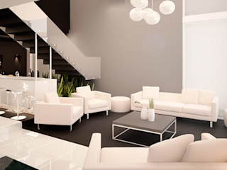 Modern living room by BCA Arch and Interiors Modern
