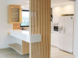 Modern style kitchen by conceptjoana Modern