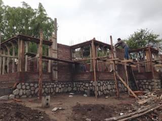 "Casa de Huespedes - ""SR"" Casas rurales de Comma - Oficina de arquitectura Rural"