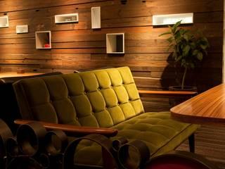 風のレストラン モダンなレストラン の Y.Architectural Design モダン