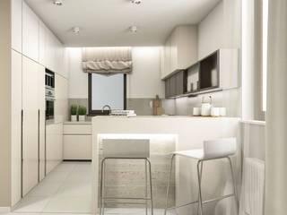 Haus in Przasnysz FOORMA Moderne Küchen