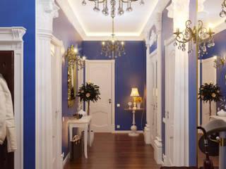 Koridor dan lorong oleh 2GO Design Studio, Klasik