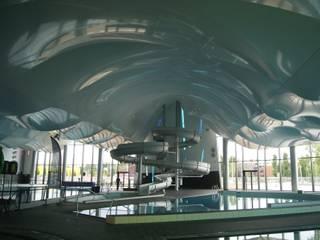 Parc Aqualudique - ARRAS Piscine originale par JULLIEN CONFORT & HARMONY Éclectique