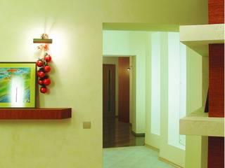 Интерьер в стиле New Ethnic от LO designer / architect - designer ELENA OSTAPOVA