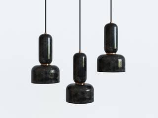ANDROMEDA Lamps by Ekaterina Elizarova:  в современный. Автор – Elizarova Design Company, Модерн