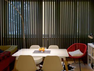Decoración interior de vivienda en Berlín Comedores de estilo moderno de garcia navalon arquitecto Moderno